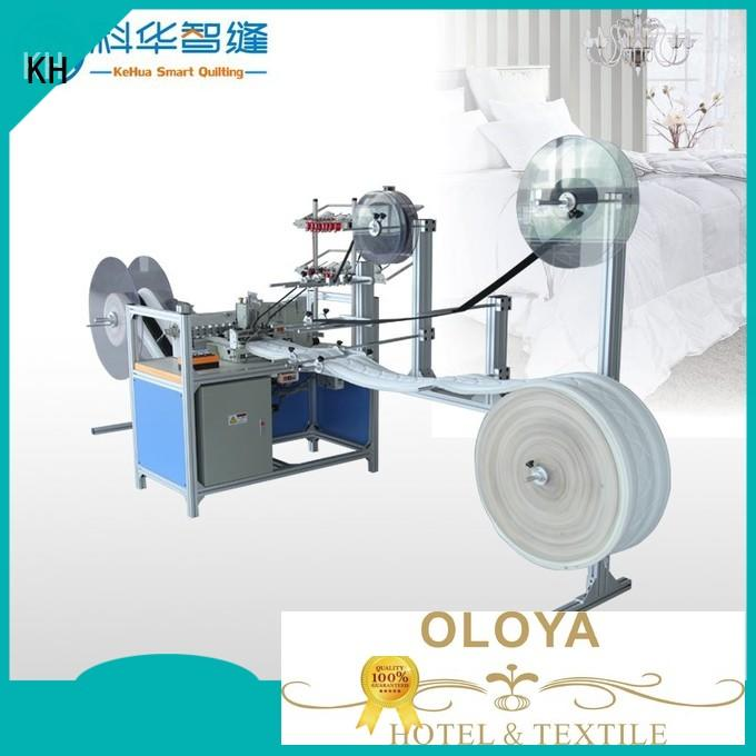High-quality mattress tape edge sewing machine surroundingbelt manufacturers for plant