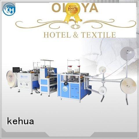 khmk550 dotting surroundingbelt front KH mattress quilting machine