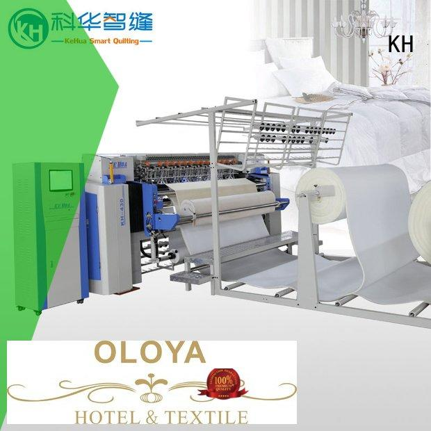 machine multineedle hispeed KH long arm quilting machine