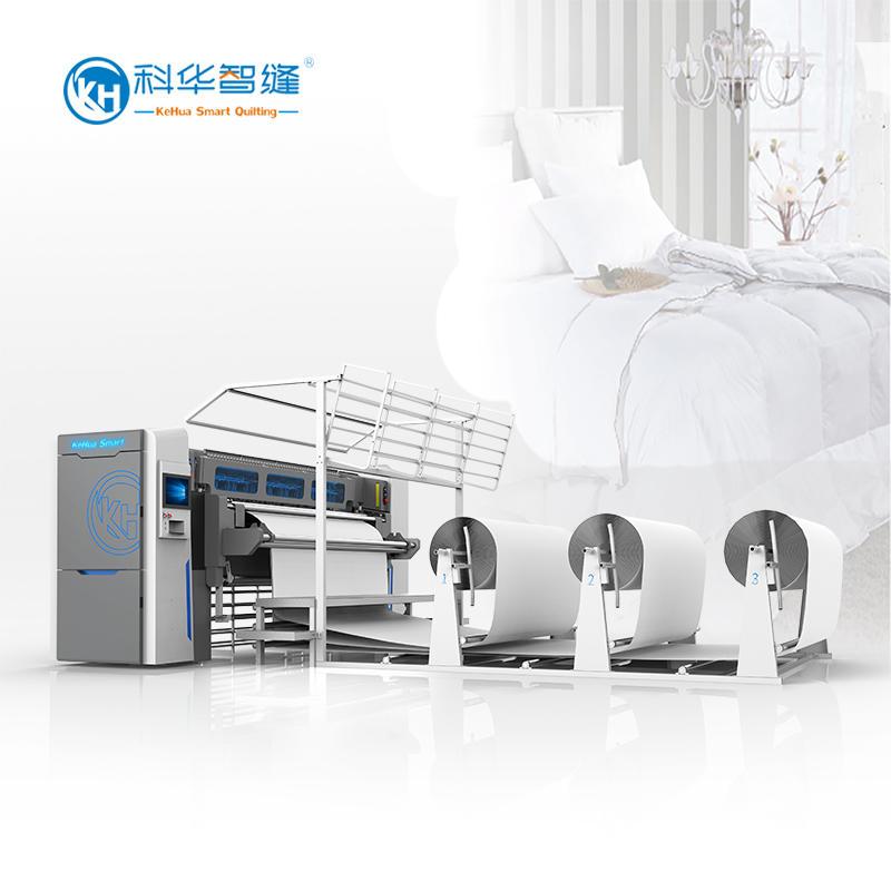 KH-420  Hi-speed Multi-Needle Quilting Machine