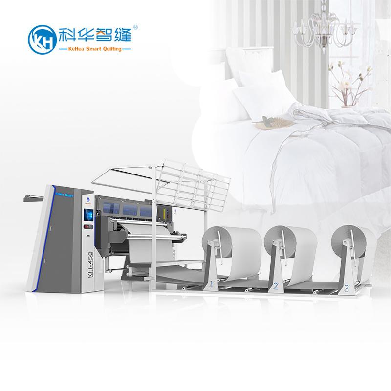 KH-450  Hi-speed Multi-Needle Quilting Machine