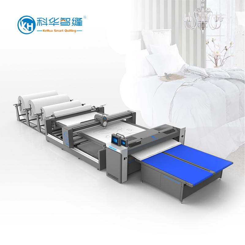 KH-V1A / DK1S Full-auto Single-Needle Quilting Machine