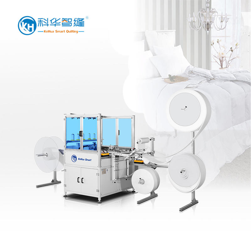 KH-1500 Front and Back Double-heads Mattress Sewing Machine