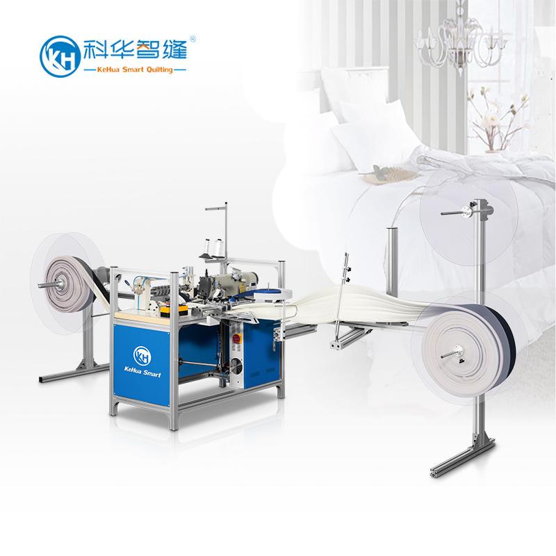 KH-1000 Auto Faux Double-layer Mattress Sewing Machine