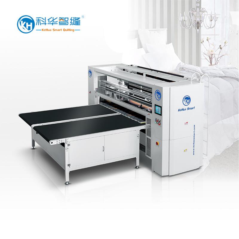 KH-CJ6 Multi-needle Quilting & Cutting Machine