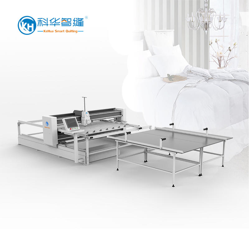 KH-1H / 1A Pattern Stand Single-Needle Quilting Machine