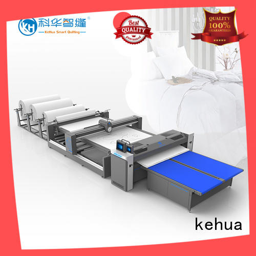 KH Best long arm quilting machine for sale supply for factory