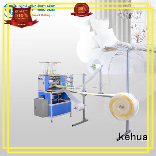KH doubleheads mattress flanging machine for business for workplace