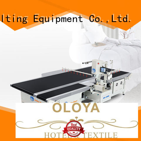 KH New mattress quilting machine price for business for factory