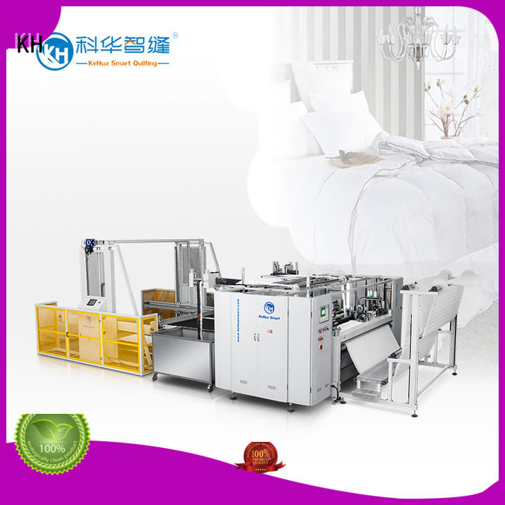KH tape mattress quilting machine price factory for plant