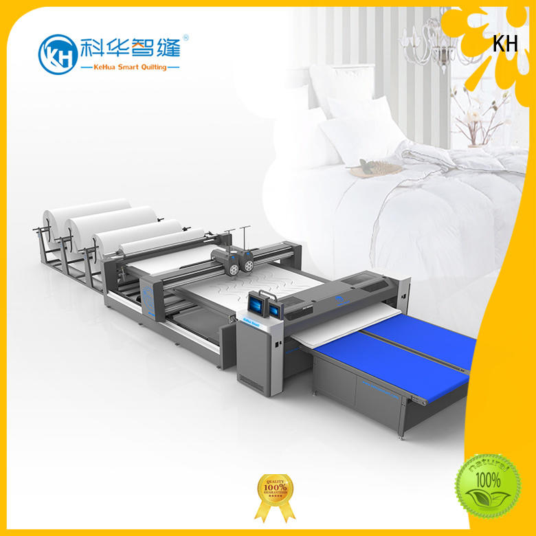 Latest long arm quilting machine for sale singleneedle suppliers for factory