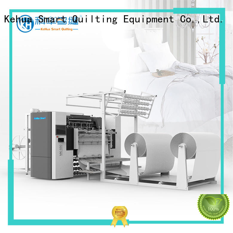 KH motor sewing machine with quilting features factory for factory