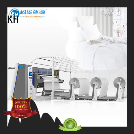 New sewing and quilting machine khd1a supply for plant