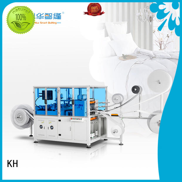 KH Custom mattress sewing edge machines for sale suppliers for workshop